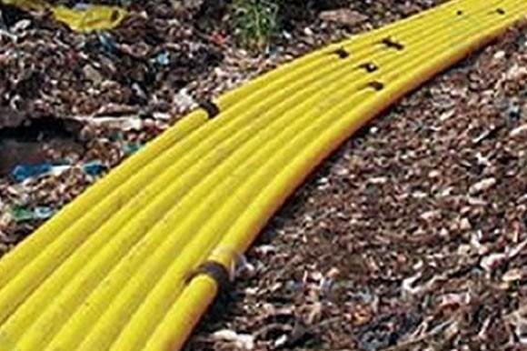 «Біопласт» – труби напірні поліетиленові для транспортування біогазу Ельпласт