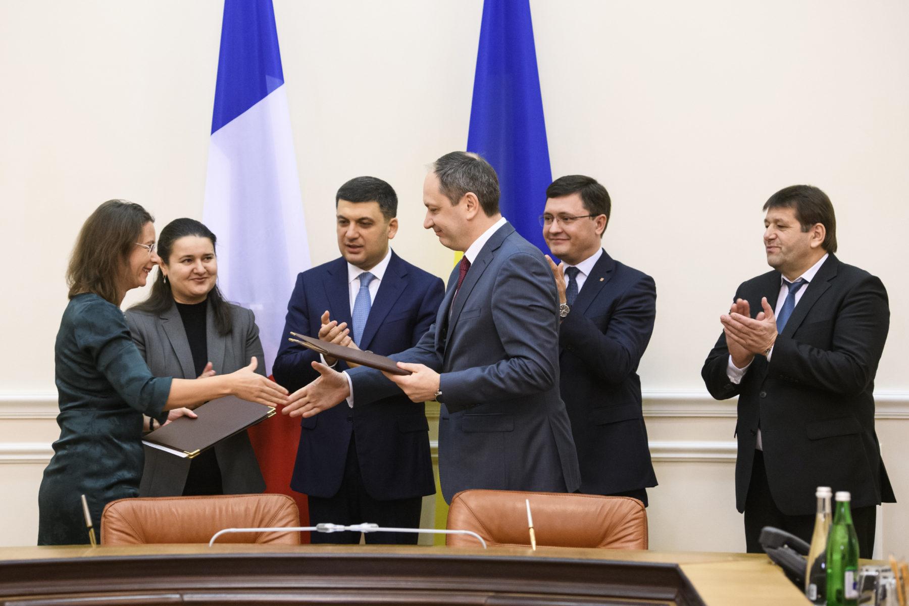 Маріуполь об'єднав зусилля України та Франції