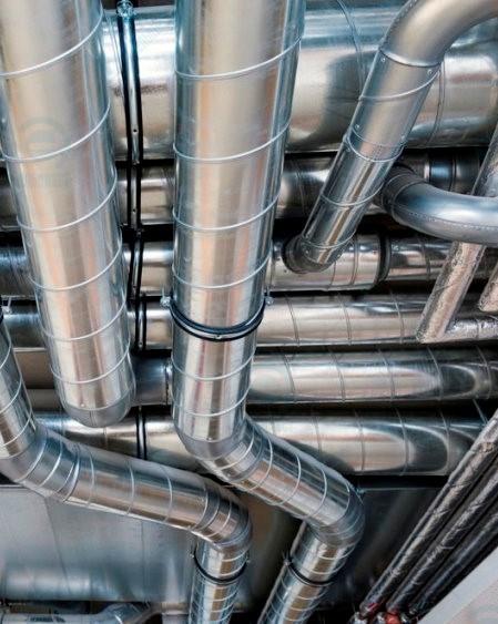 Повітропроводи SPIRO для систем вентиляції