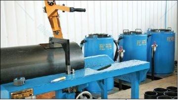 Термоусадкові муфти для герметизації стиків 1