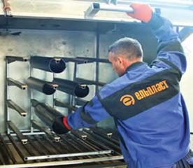 Термоусадкові муфти для герметизації стиків 3