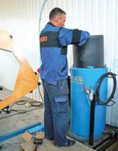 Термоусадкові муфти для герметизації стиків 4